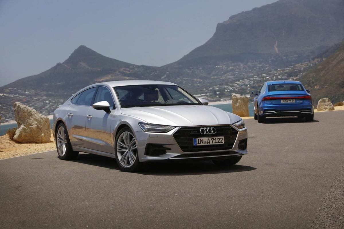 Audi A Sportback International Launch Review Carscoza - Audi a7 review