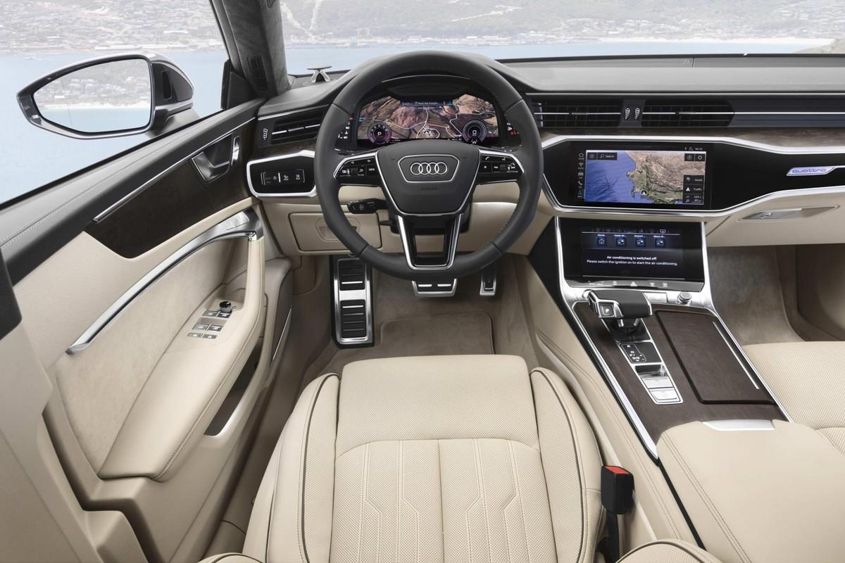 Audi A7 Sportback (2018) International Launch Review - Cars.co.za