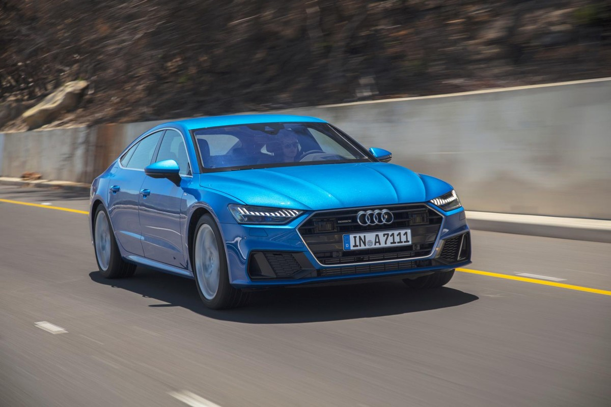 Audi A7 Sportback (2018) International Launch Review - Cars.co.za