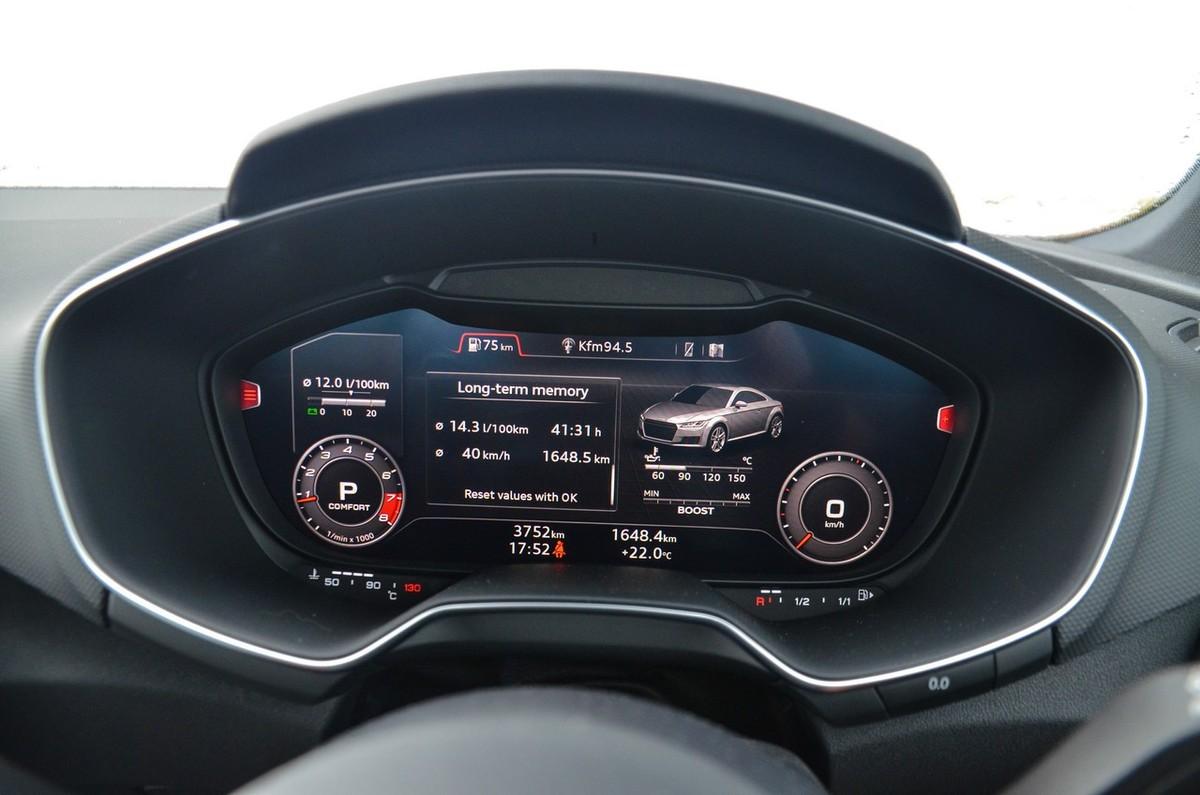 Audi TT RS Review Carscoza - 2018 audi tt rs