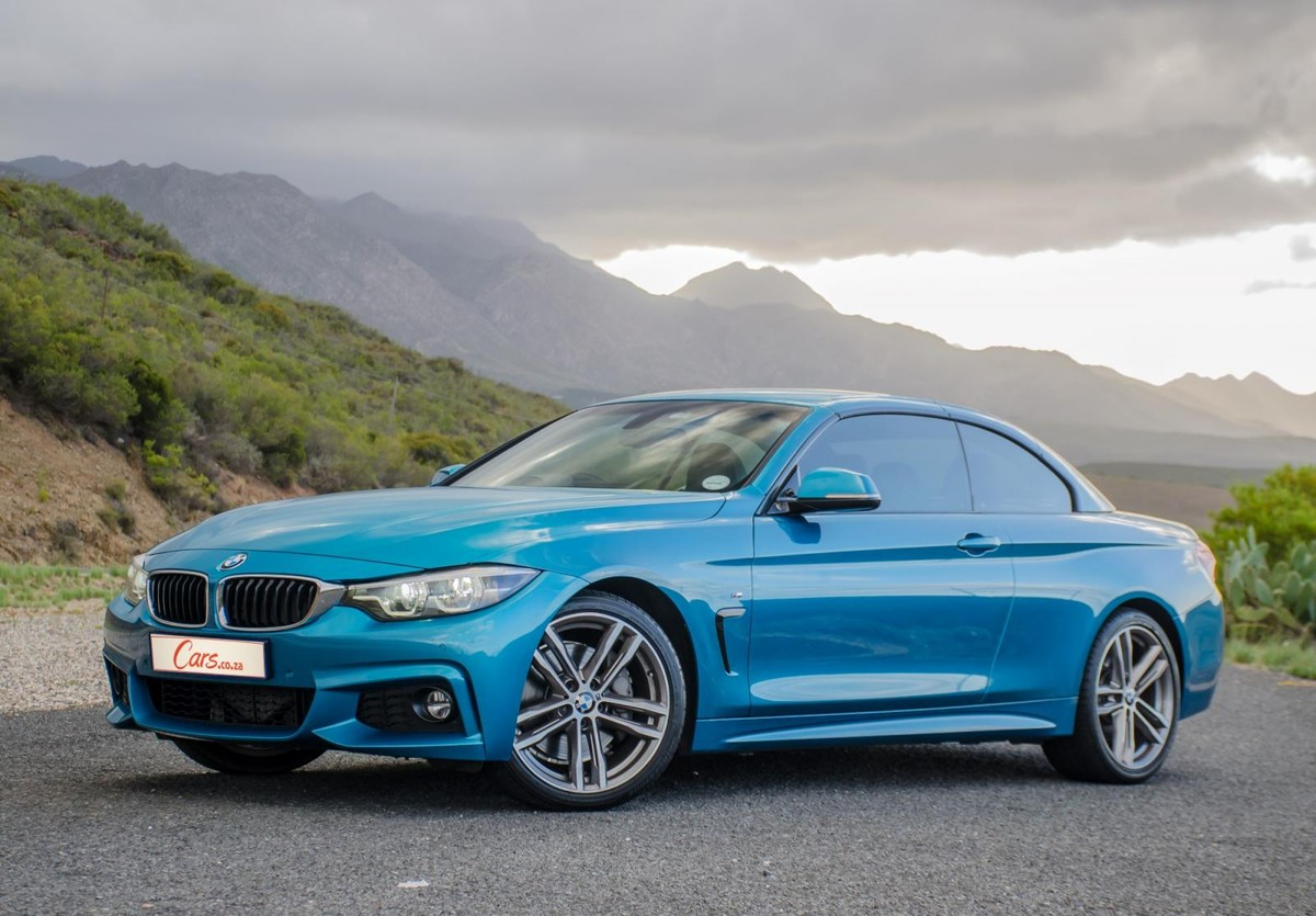 Bmw 440i M Sport Convertible 2018 Quick Review Cars Co Za