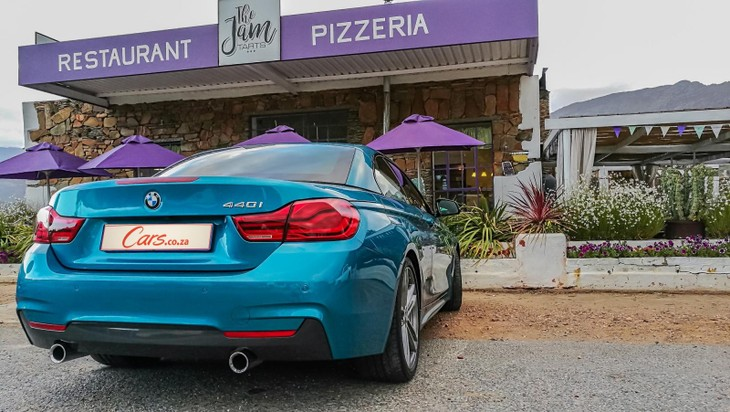 BMW 440i M Sport Convertible (2018) Quick Review - Cars co za