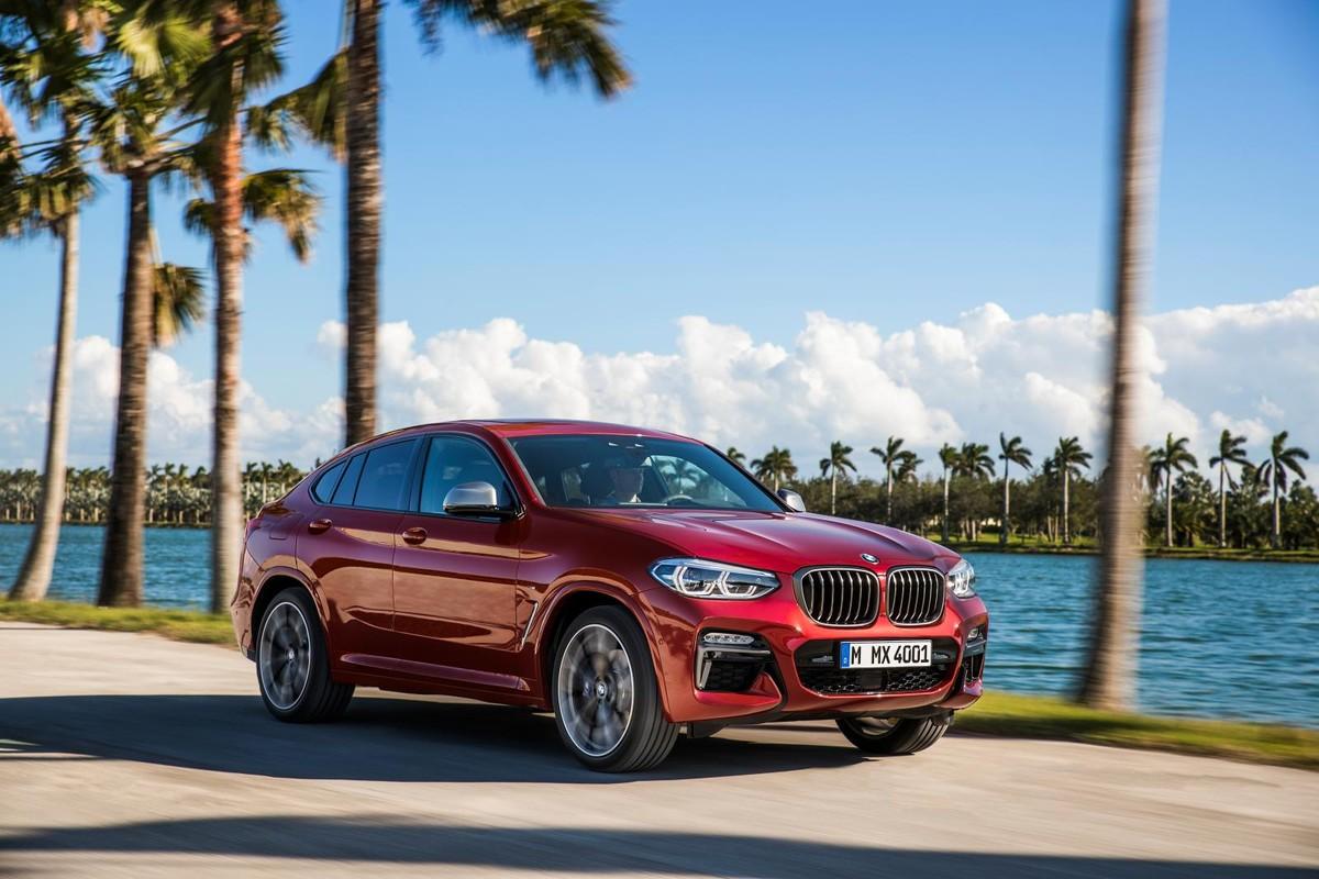 bmw x4 (2018) specs & price - cars.co.za