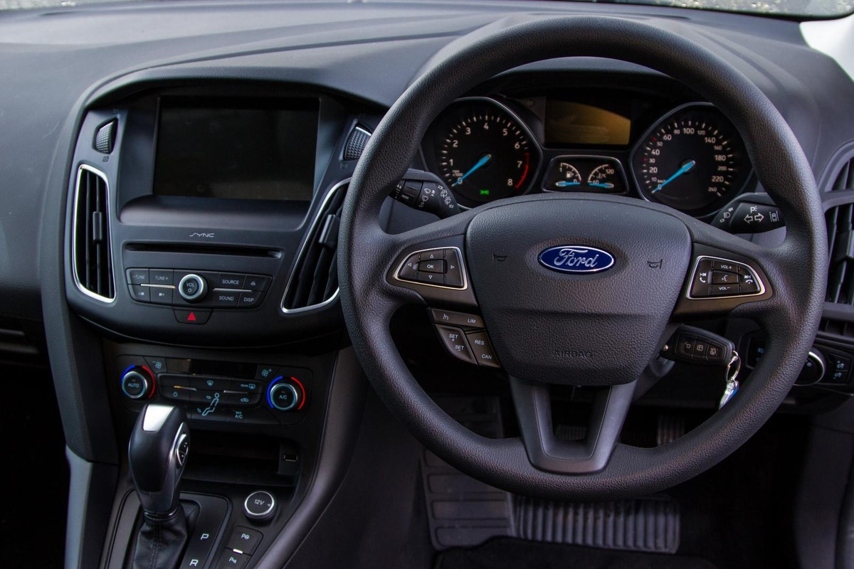 Ford Focus Hatch 1 5t Trend Auto 2018 Quick Review Cars Co Za