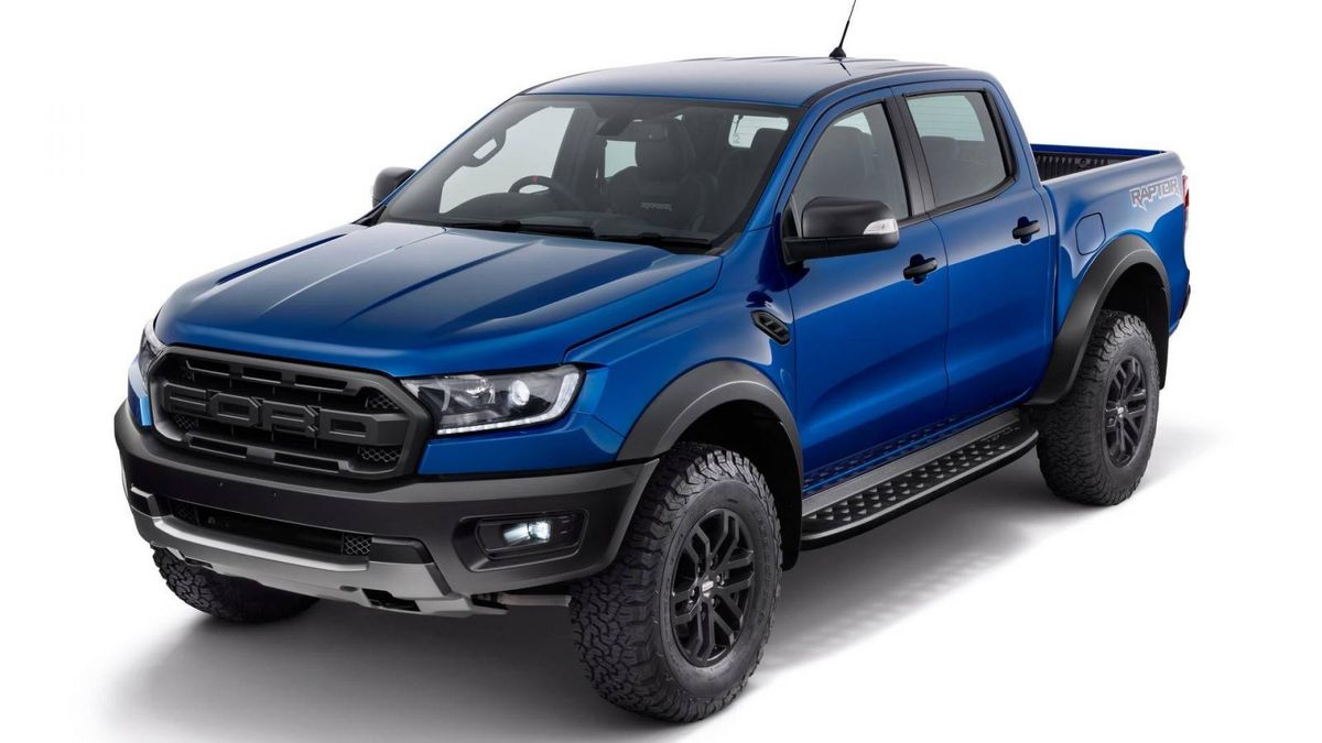 Ford Ranger Raptor Revealed Coming To Sa W Video Cars Co Za