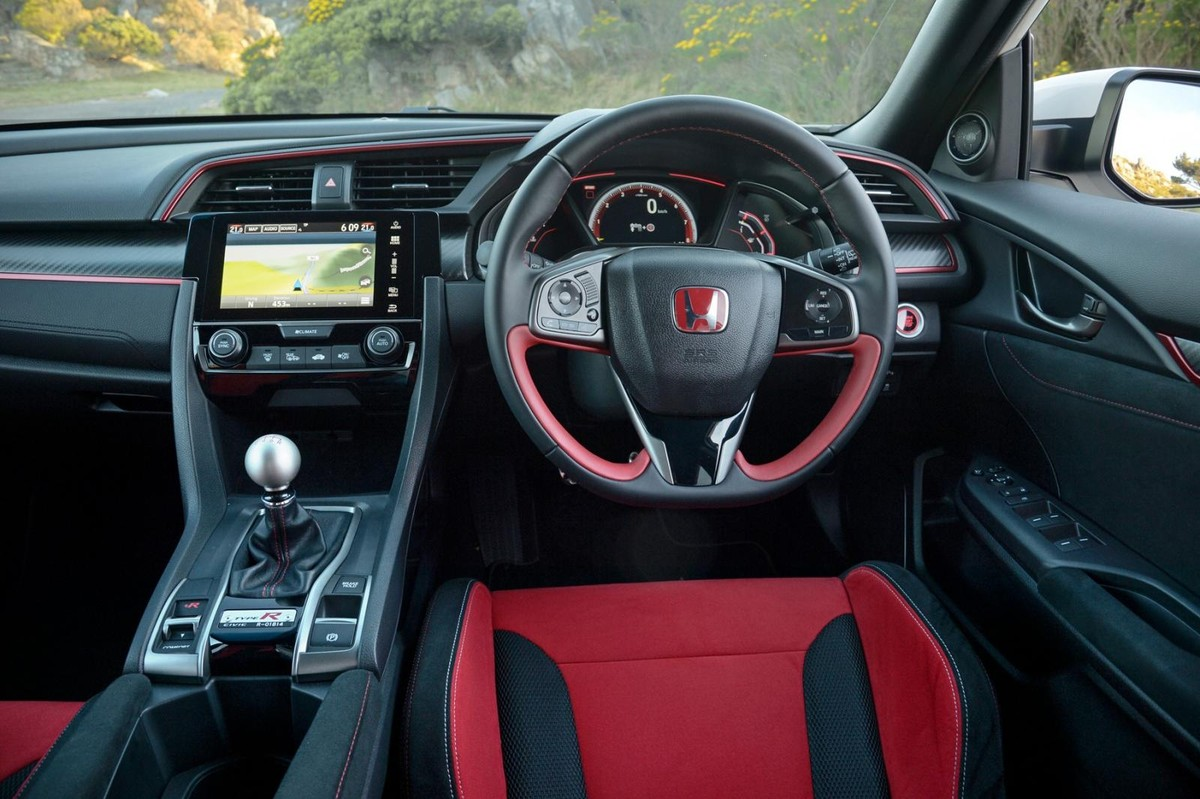 Honda Civic Type R 2018 Launch Review Cars Co Za
