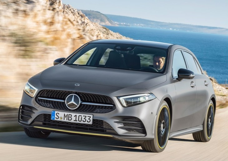 Mercedes Benz A Classmain
