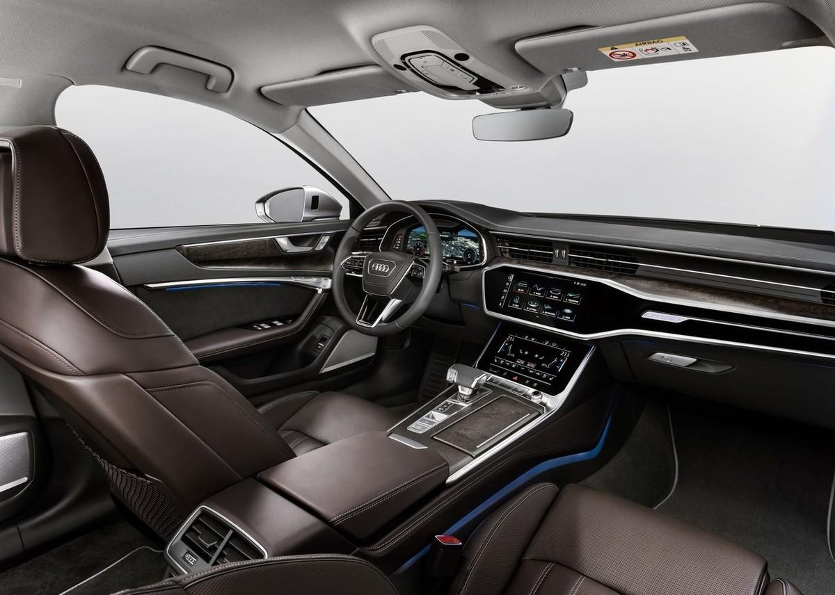 New Audi A6 Revealed Carscoza