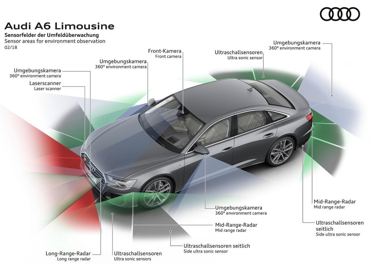 New Audi A6 Revealed Cars Co Za
