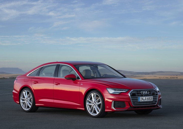 New Audi A6 Revealed Cars Co Za