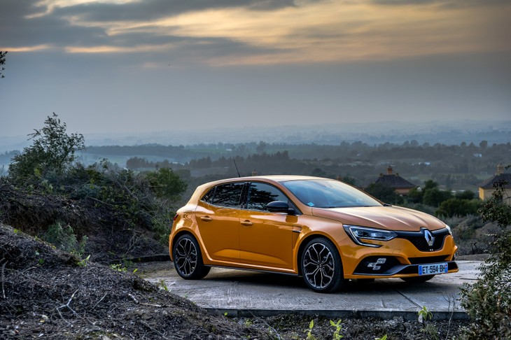 Renault Megane Rs 280 2018 International Launch Review