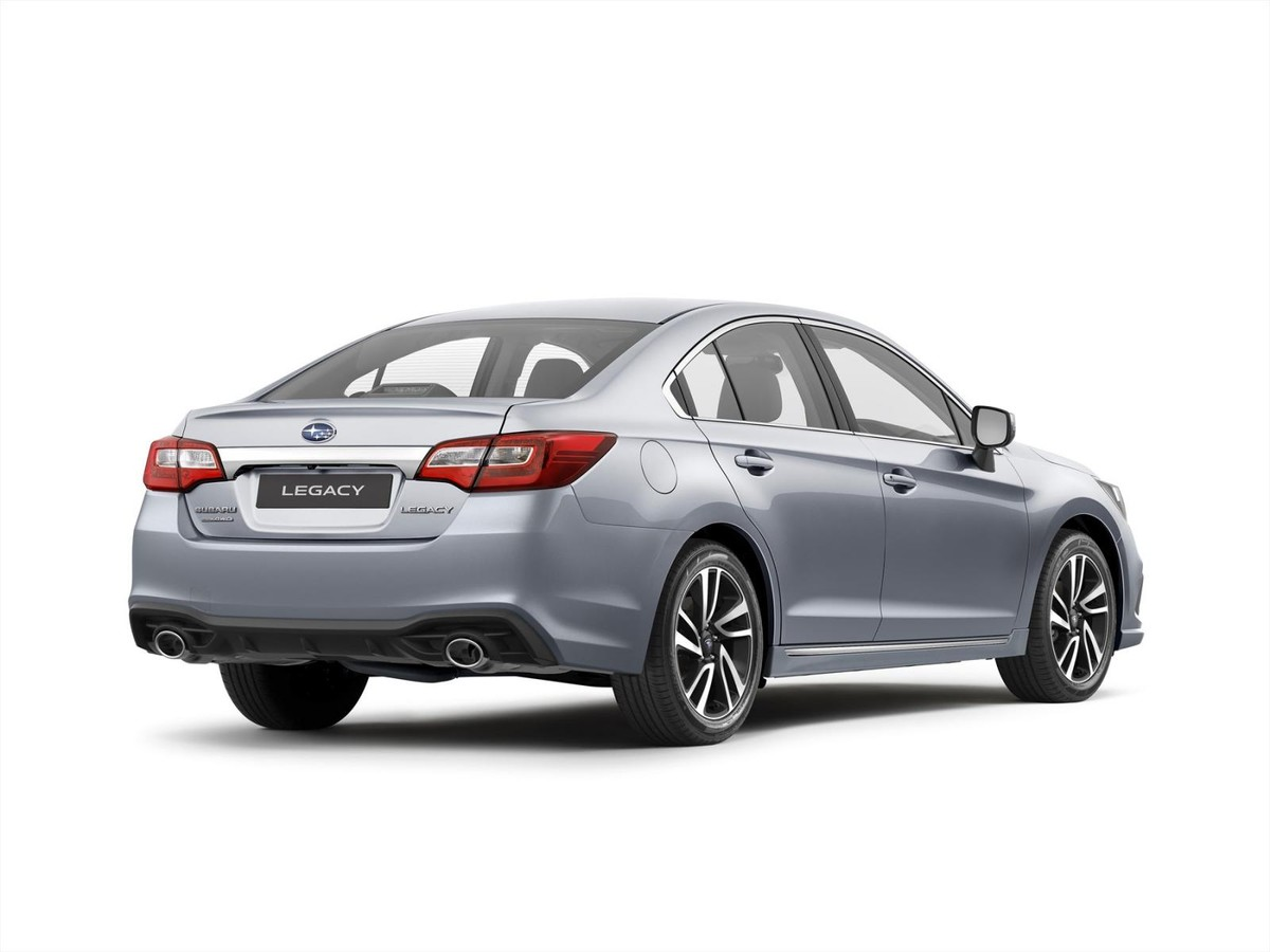 Updated Subaru Legacy (2018) Specs & Price