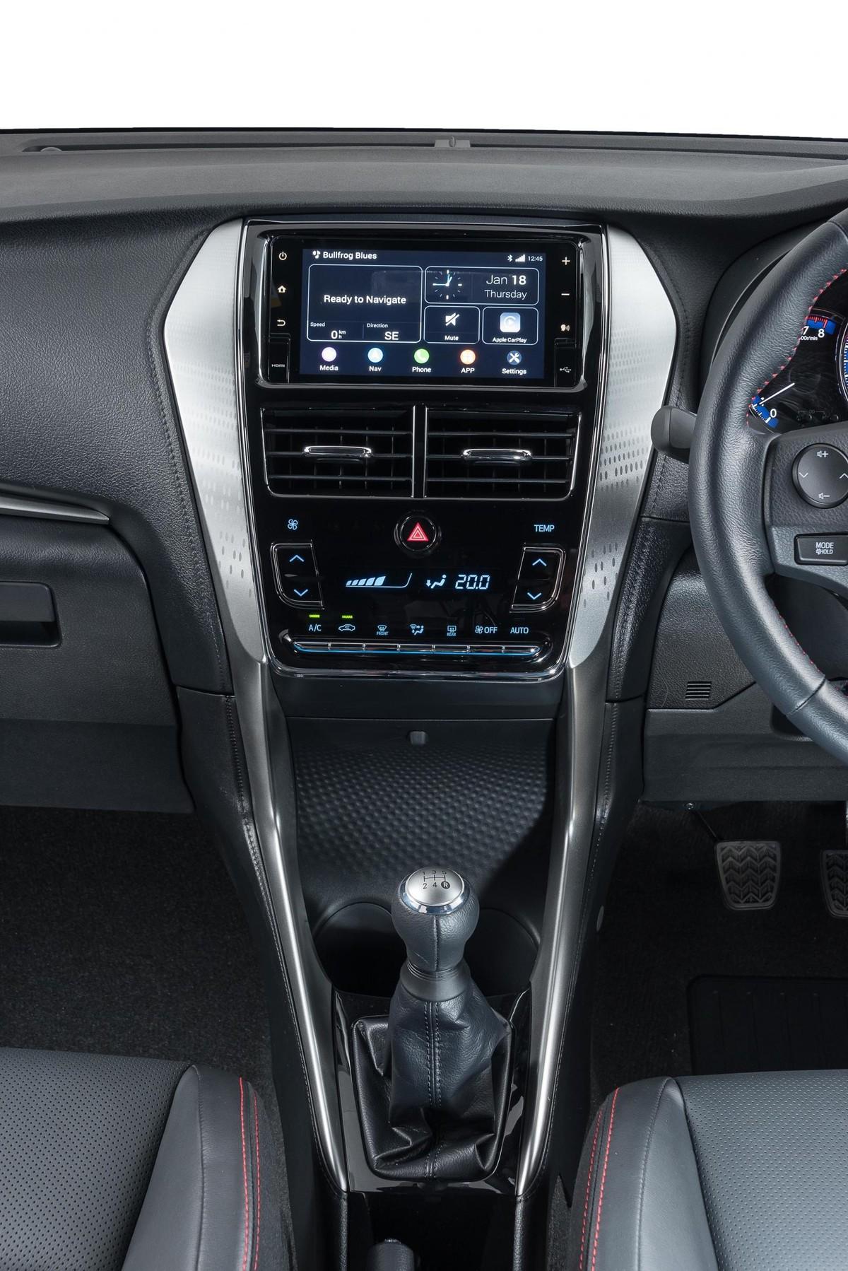 Interior  Toyota Yaris Sport 2018 Interior