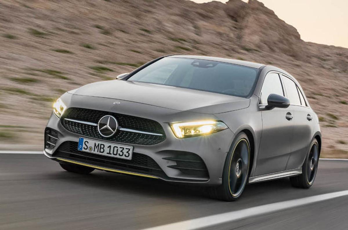 Mercedes Benz A Class 2019 Revealed Cars Co Za