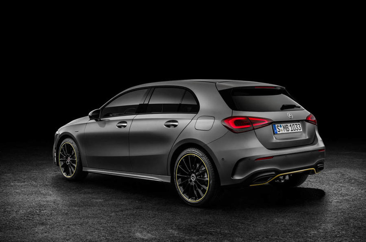 Mercedes Benz A Class 2019 Revealed Cars Co Za