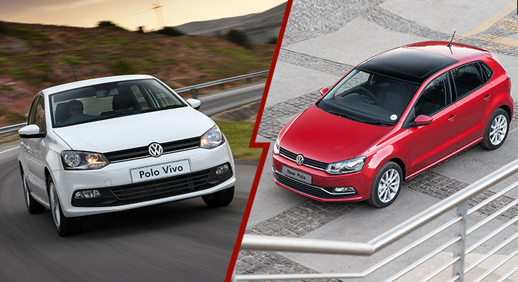 Old Volkswagen Polo Vs New Polo Vivo How Different Are