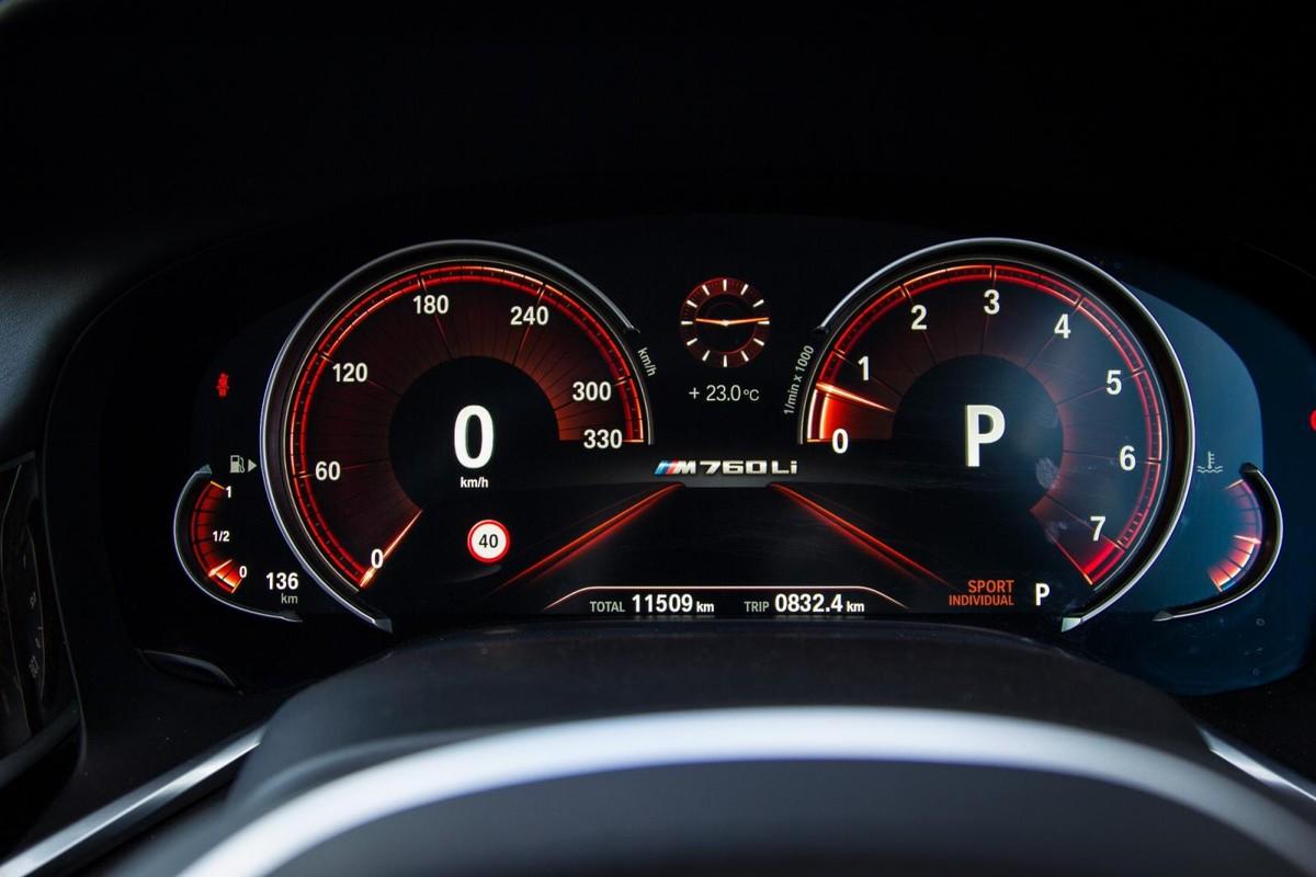 BMW M760Li xDrive (2018) Quick Review - Cars co za