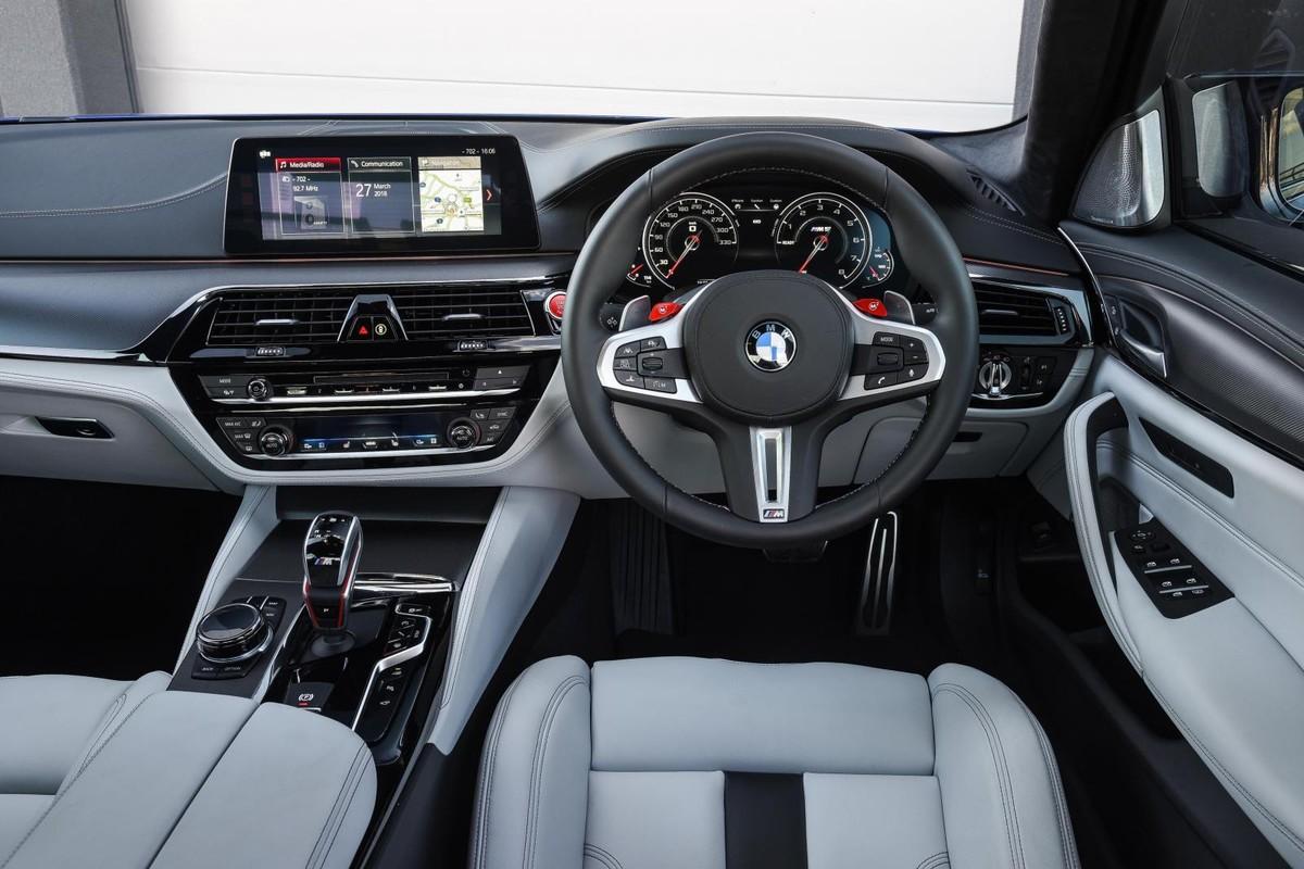 bmw m5 (2018) specs & price - cars.co.za