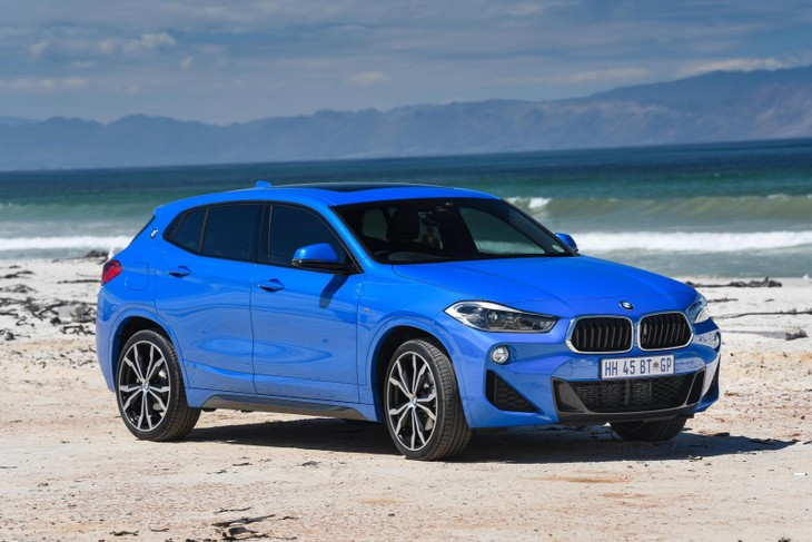 Bmw X2 2018 Launch Review W Video Cars Co Za