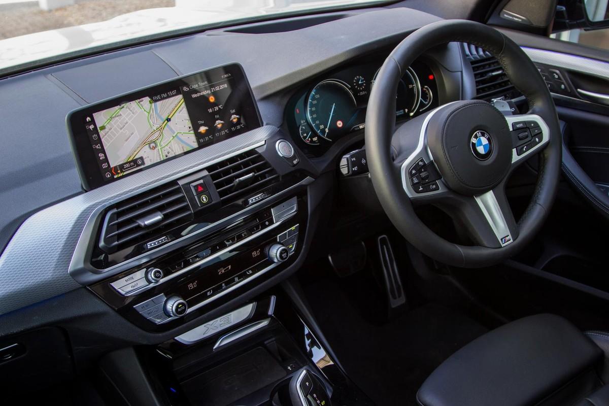BMW X3 xDrive30d M Sport sports-auto (2018) Review - Cars co za