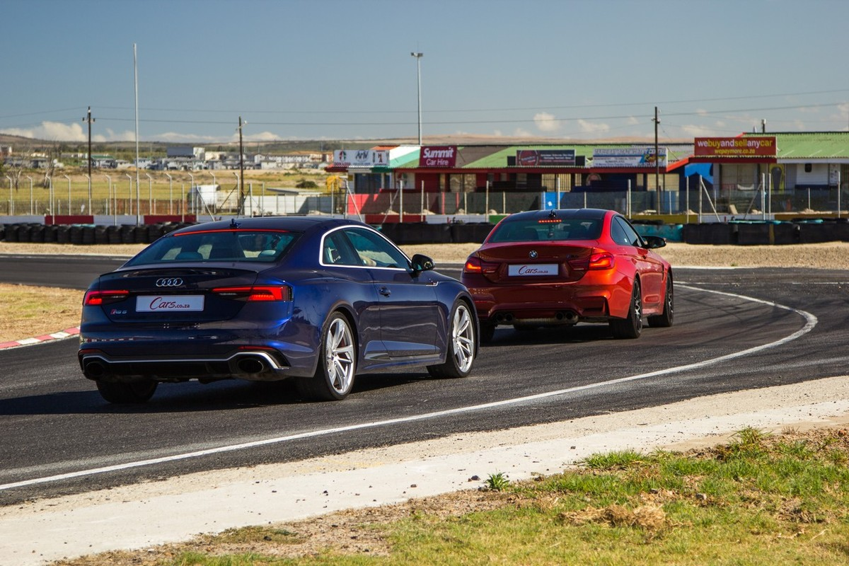 audi rs5 vs bmw m4 competition pack vs mercedes-amg c63 s coupe [w