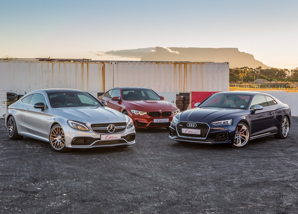 Audi Vs Mercedes >> Audi Rs5 Vs Bmw M4 Competition Pack Vs Mercedes Amg C63 S Coupe W