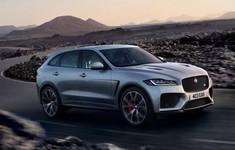Jaguar F Pace SVR 2019 1600 01