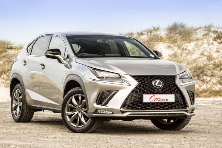 Build Lexus Nx