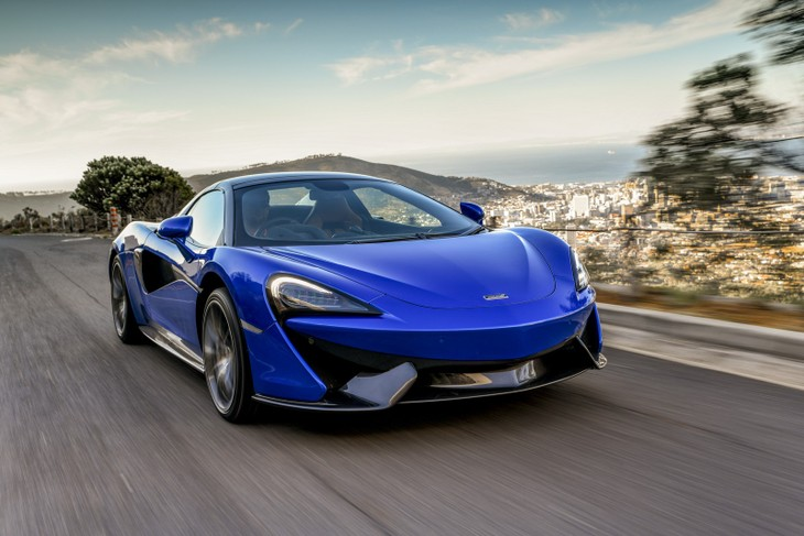 Mclaren 570s Spider 2018 Review Cars