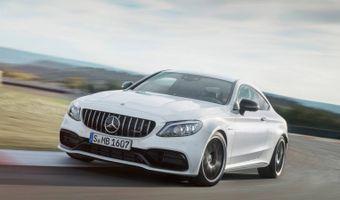 2019 Mercedes Amg C63 Coupe