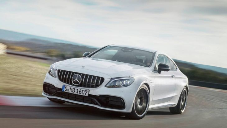 Facelifted Mercedes Amg C63 Shown Cars Co Za