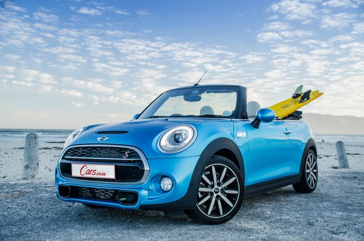 Mini Cooper S Convertible Automatic 2018 Quick Review Carscoza