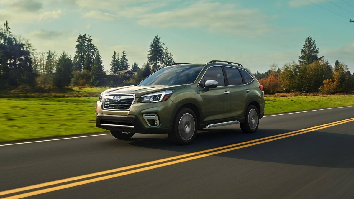 New Subaru Forester With More Power And Tech Cars Co Za
