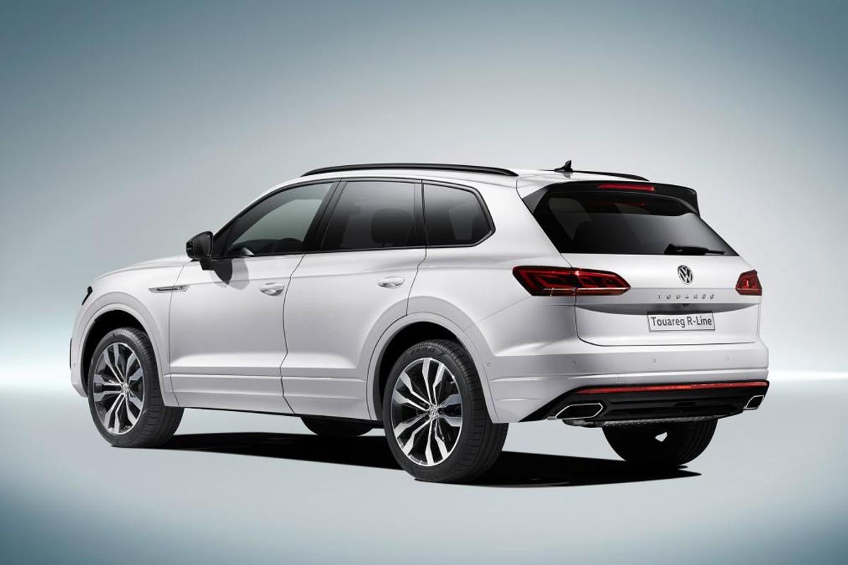 new volkswagen touareg revealed - cars.co.za