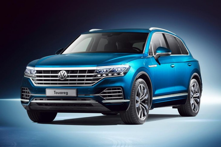 2020 VW Touareg: New Engines, Design, Release >> New Volkswagen Touareg Revealed Cars Co Za