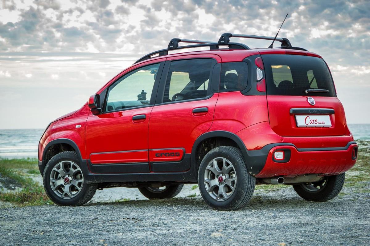 Fiat Panda 0 9 Twinair 4x4 Cross 2018 Quick Review