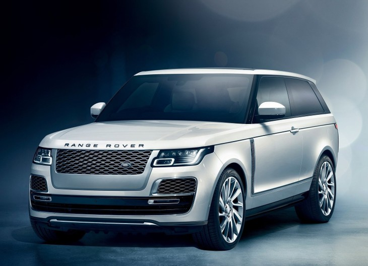 Range Rover Unveils Two Door Limited Edition Suv Cars Co Za