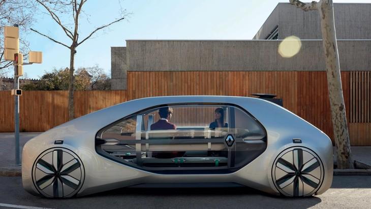 Renault EZ GO 1