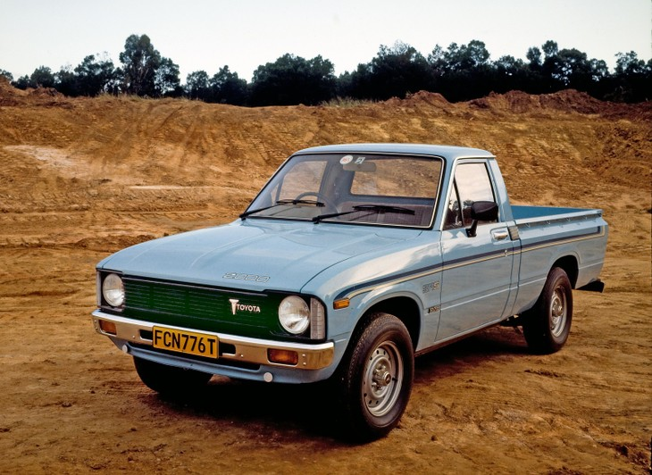 Toyota Hilux Turns 50: 8 Bakkies That Made it a Legend