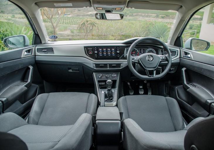 Volkswagen Polo 1 0 TFSI Comfortline (2018) Quick Review