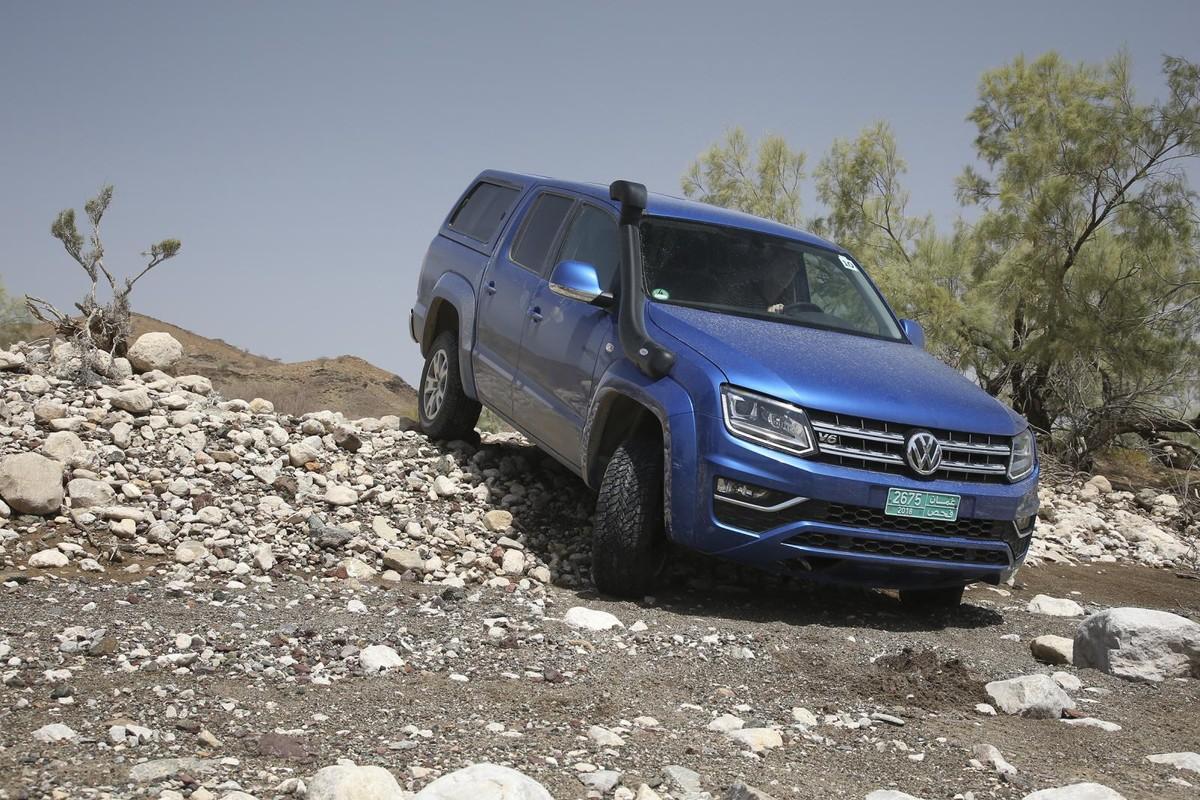Volkswagen Amarok 3 0 V6 TDI (190 kW) Launch Review - Cars co za