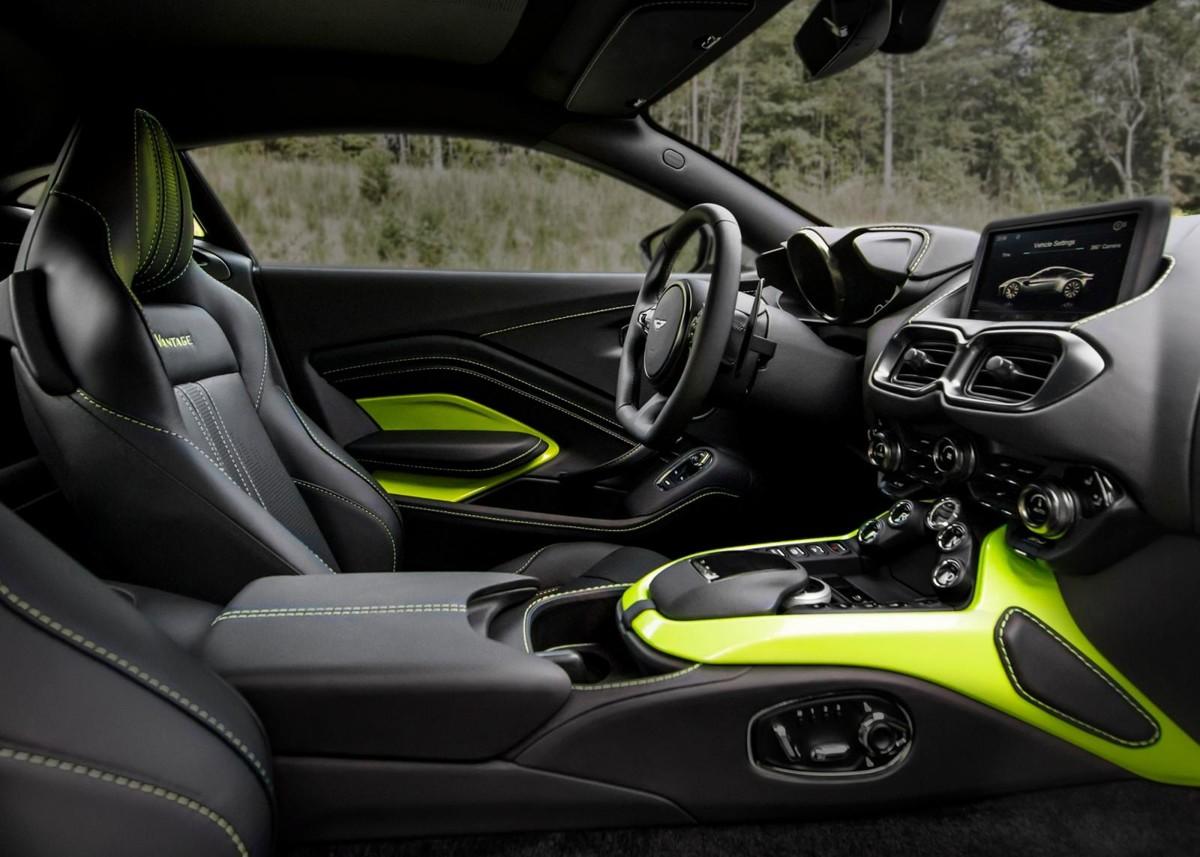 Aston Martin Vantage Launch Review Carscoza - Aston martin new car