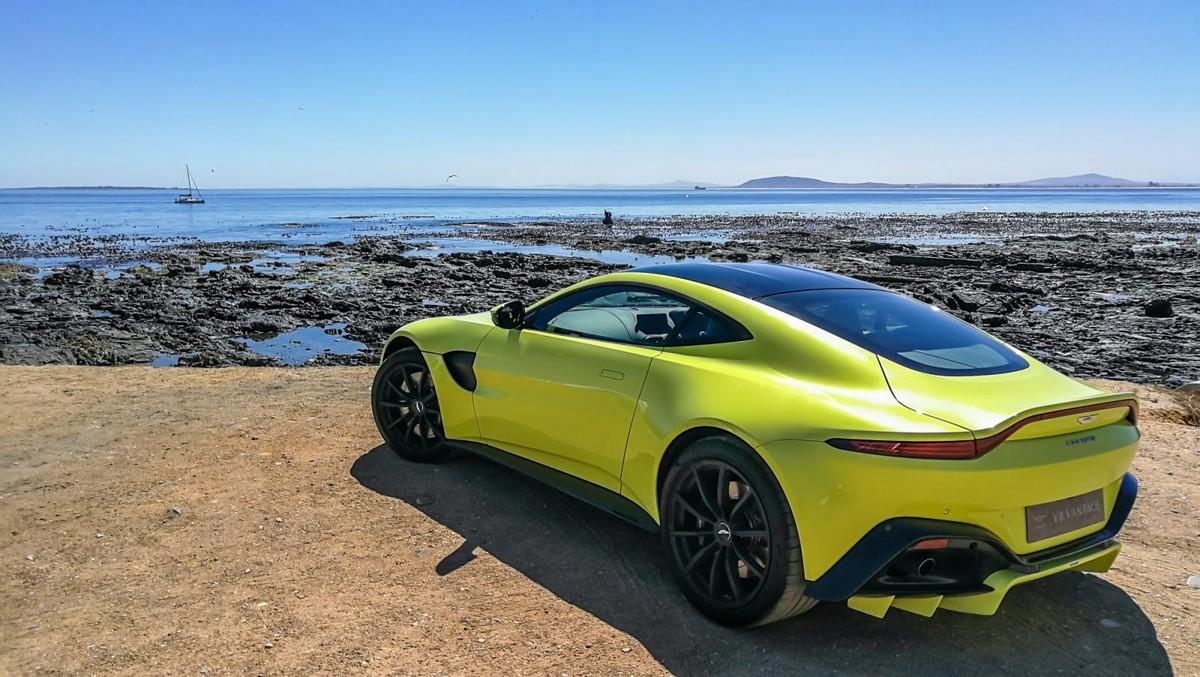 aston martin vantage (2018) launch review - cars.co.za