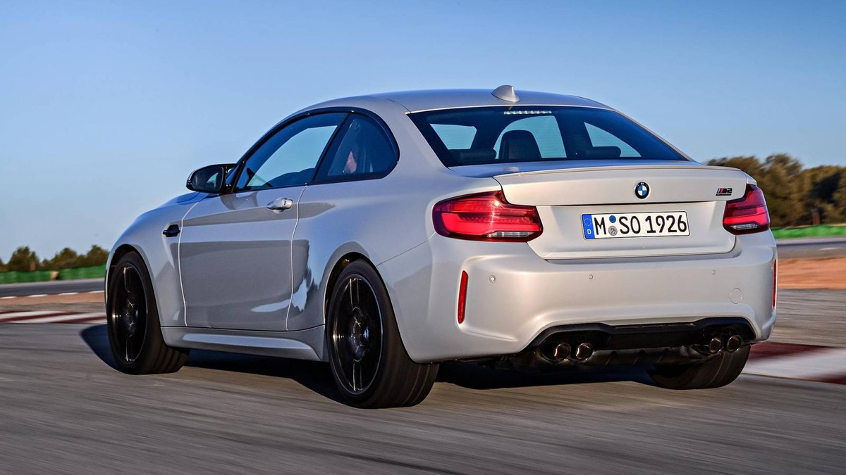 BMW M2 Competition (2018) Specs & Price