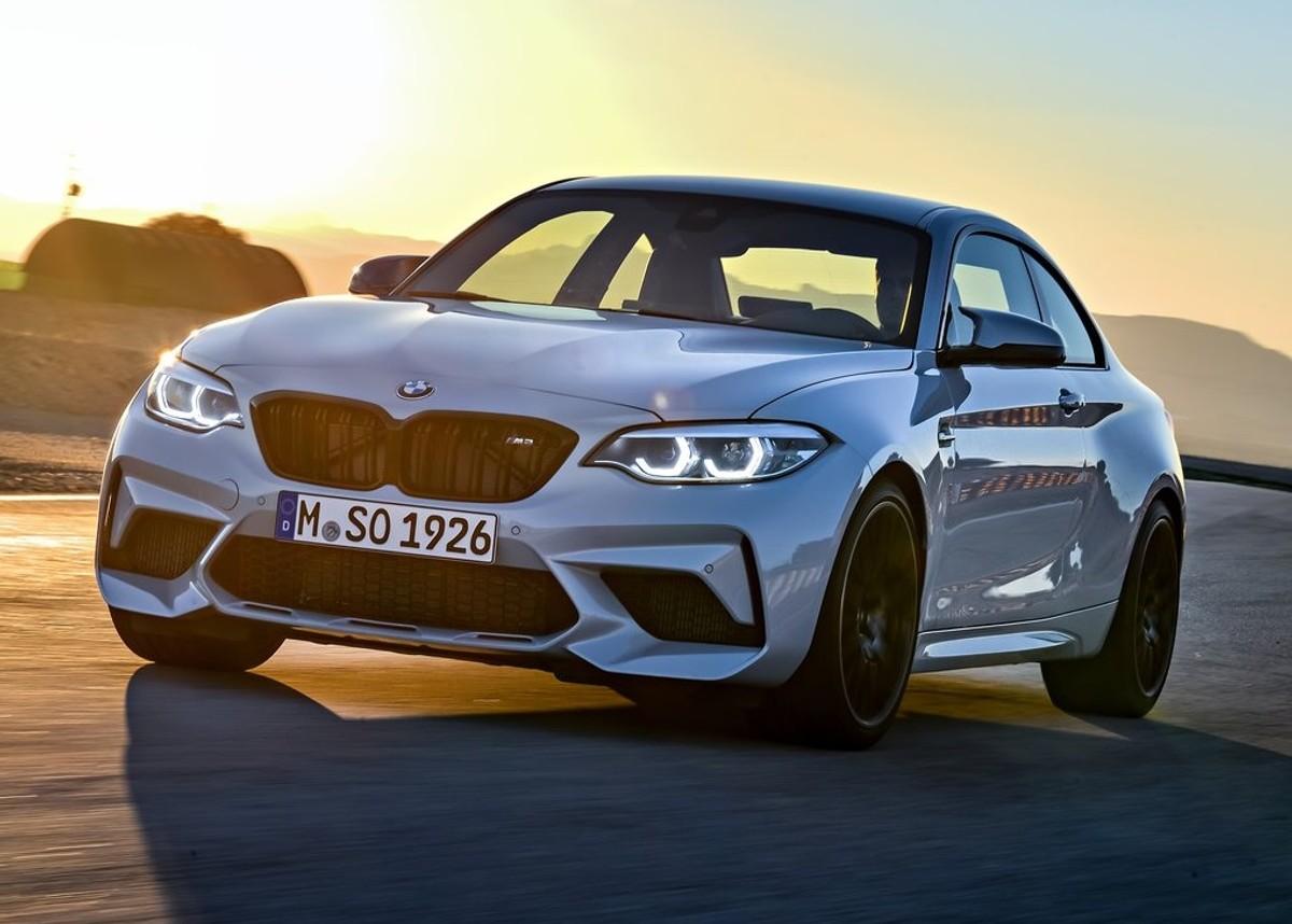 BMW M2 Competition (2018) Specs & Price