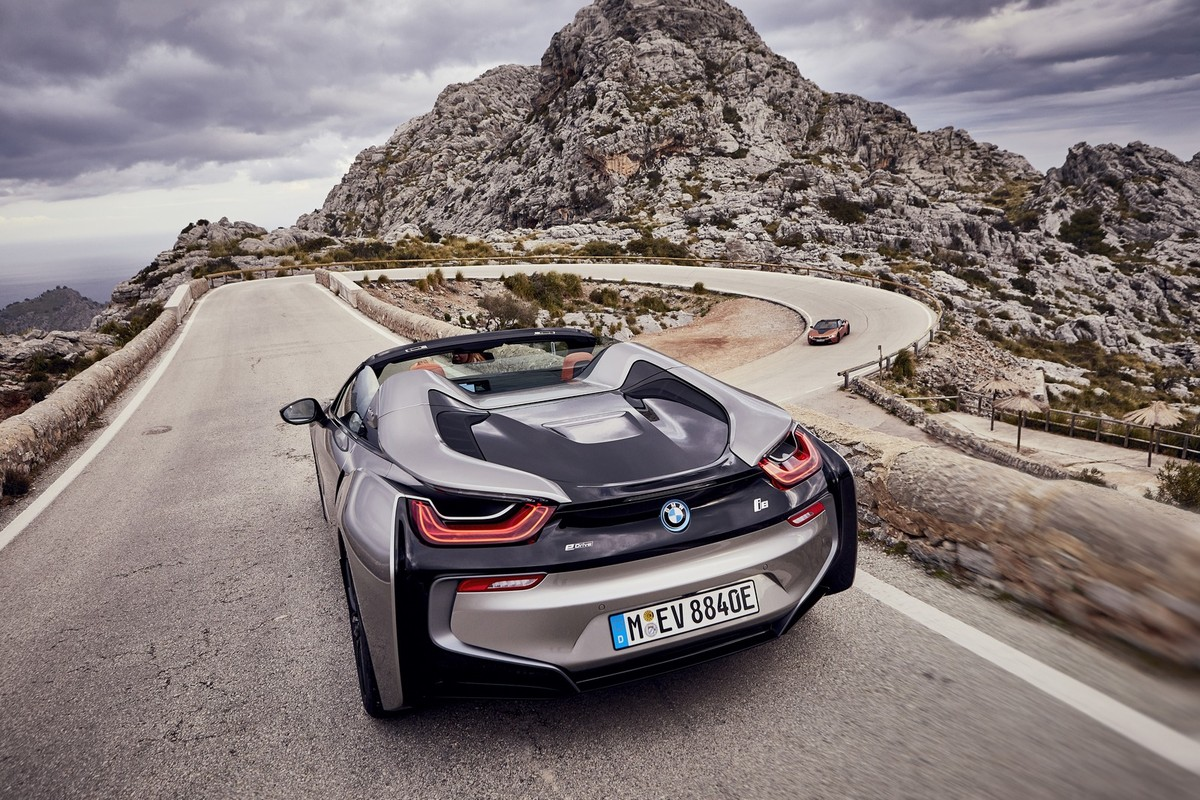 Bmw I8 Roadster 2018 International Launch Review Cars Co Za