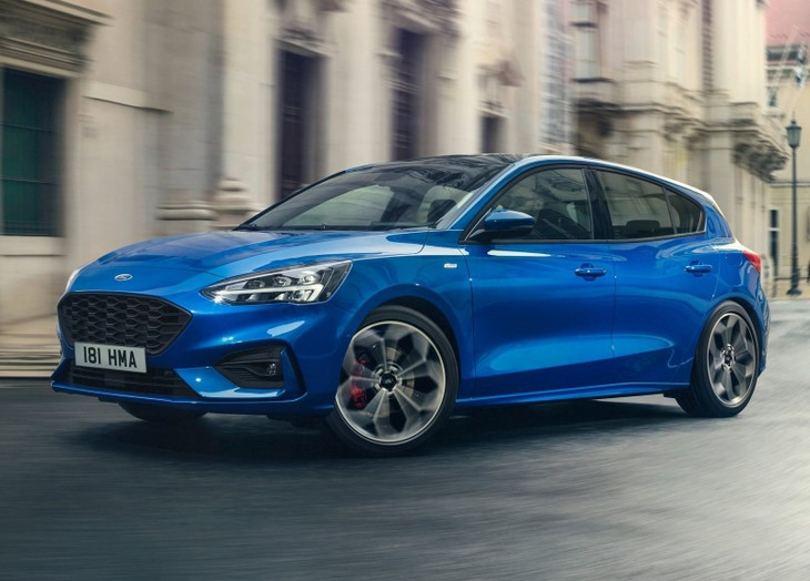 2019 Ford Focus 5 Rivals It Has To Beat Cars Co Za