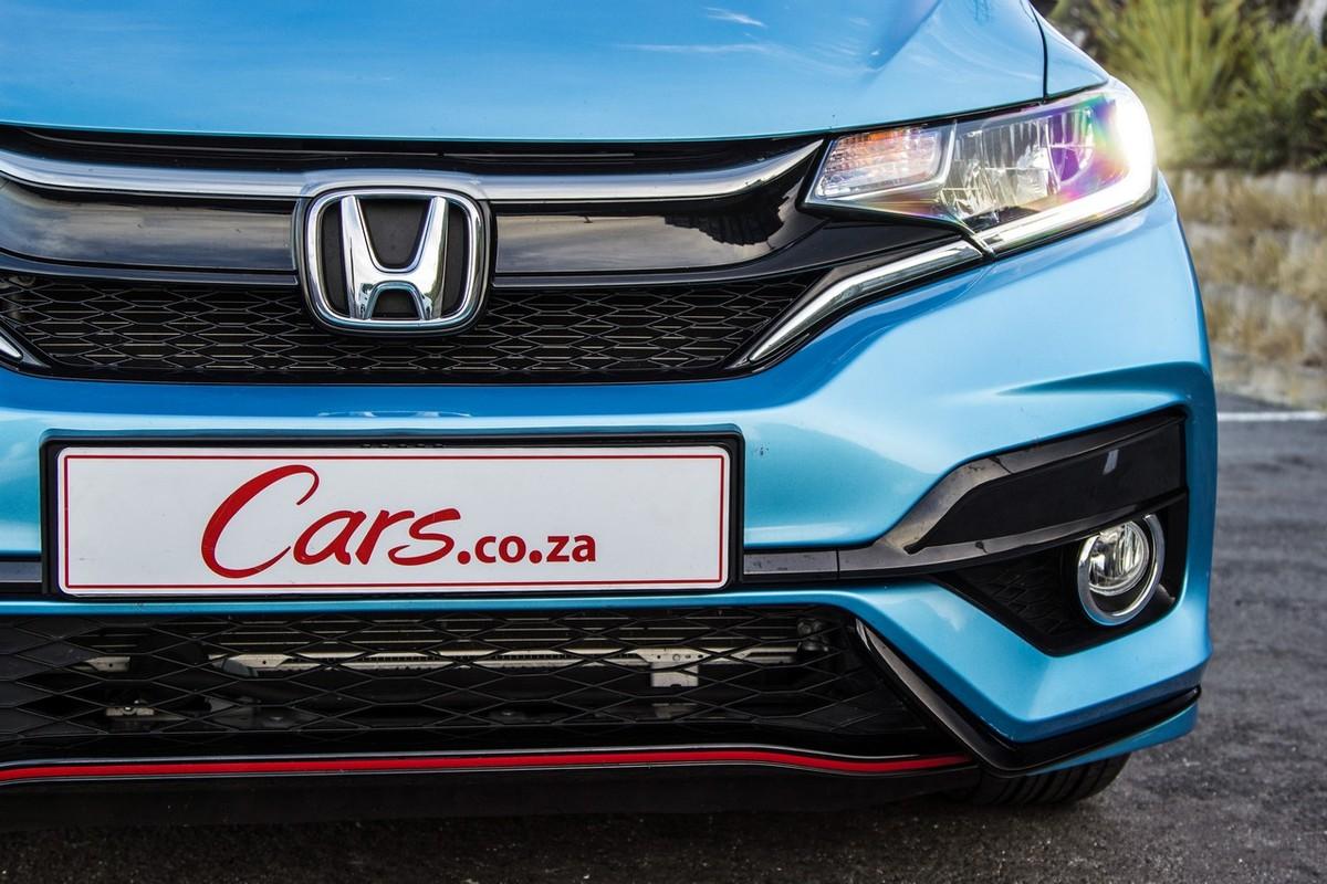 Honda Jazz 15 Sport 2018 Review Carscoza