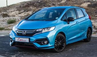 Honda JazzSport 6