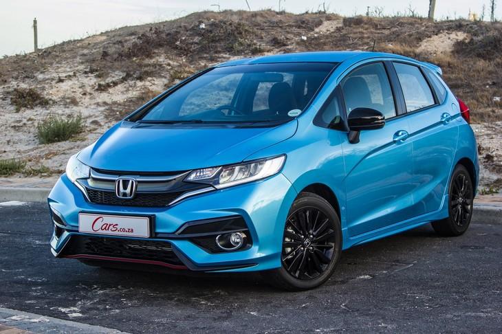 Honda Jazz 1 5 Sport 2018 Review Cars Co Za